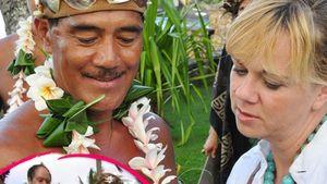 """Große Doppel-Hochzeit in Tahiti bei """"Vermisst"""""""