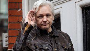 Julian Assange ist heimlich Vater von zwei Kindern geworden