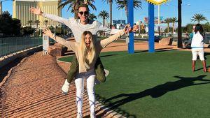Julian & seine Bibi: Süße Liebeserklärung aus dem Urlaub