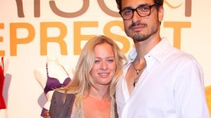 Salvatore Greco und Juliette Menke