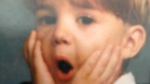 Justin Bieber als Kind