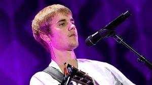 Sänger und -Songschreiber Justin Bieber
