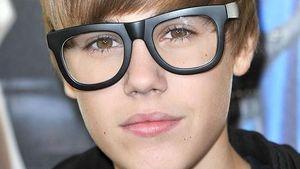 Justin Bieber: Als Nerd unterwegs