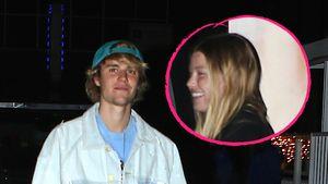 Nach Sel-Trennung: Justin Bieber turtelt mit Unbekannter