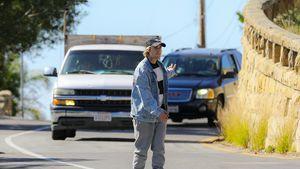 Bodenständig: Justin Bieber weist Tourbus beim Parken ein