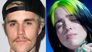 Tränen-Interview: Justin Bieber will Billie Eilish schützen