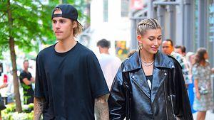 Justins Liebespost: Stars gratulieren dem Paar zur Verlobung
