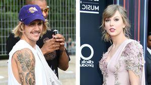 Neuer Diss? Justin Bieber reagiert auf Taylors Bananen-Clip