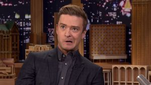 "Justin Timberlake in der ""The Tonight Show Starring Jimmy Fallon"""