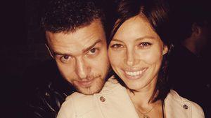 Niedlich: Justin Timberlake teilt Throwback-Bild mit Jessica