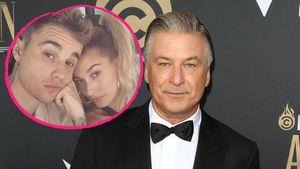 War Alec Baldwin etwa nicht auf Hailey und Justins Hochzeit?