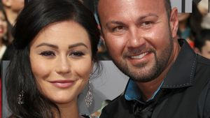 "Jennifer ""JWoww"" Farley und Roger Mathews"
