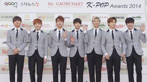Schreck-Sekunde: K-Pop-Band BTS in Autounfall verwickelt