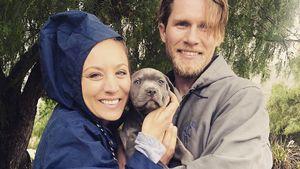 Süßer Nachwuchs: Kaley Cuoco & Karl Cook wieder Hunde-Eltern