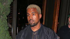 Kanye West in  in Santa Monica