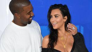 Trotz Trennung: Kanye hilft Kim mit ihrem Unternehmen