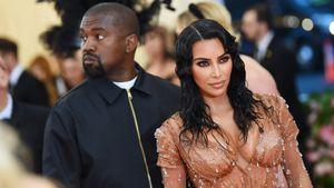 Zu sexy Korsett: Kanye erzürnt Kim mit Kritik am Met-Look!
