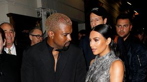 Tränenreiches Gespräch: Bilder von Kim Kardashian und Kanye