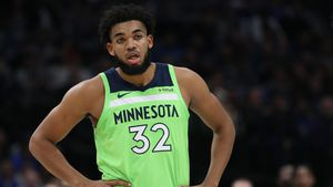 NBA-Star Karl-Anthony Towns: Sieben Corona-Tote in Familie