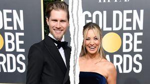 Nach drei Jahren Ehe: Kaley Cuoco und Karl sind getrennt!