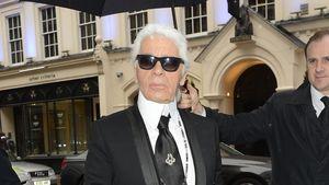 Jugend-Trick: Karl Lagerfeld meidet Gleichaltrige