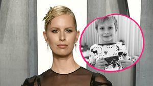 Bald großer Bruder: Karolina Kurkovas Sohn total gespannt