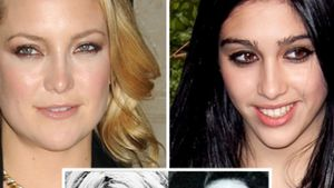 Schöne Aussichten: Madonnas Hollywood-Gene