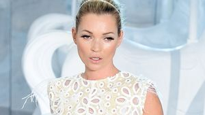 Back in Business: Kate Moss wieder auf dem Catwalk
