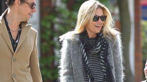 Kate Moss: Geburtstagsparty mit Ex und Ehemann