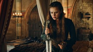 "Neue Netflix-Serie ""Cursed"": Überzeugt Katherine Langford?"