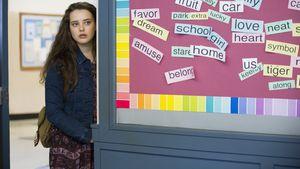 """Katherine Langford in der ersten Staffel von """"Tote Mädchen lügen nicht"""""""