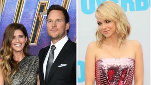 Chris Pratt verheiratet: Ex-Frau Anna Faris war auch dabei