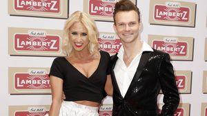 Kathrin Menzinger und Vadim Garbuzov bei der Lambertz Monday Night in Köln