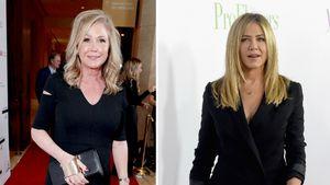 Kathy Hilton und Jennifer Aniston