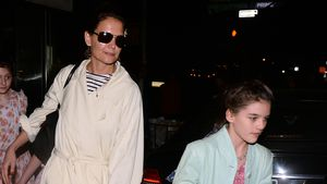 Ein Teenie! Katie Holmes' Tochter Suri feierte 13. B-Day!