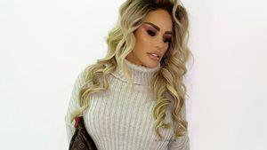 Ohne Extensions: So sehen Katie Price' Haare wirklich aus
