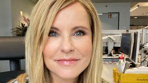 Total verändert! Katja Burkard zeigt sich ohne Lockenmähne