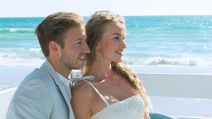 Verdächtiges Foto: Heimliche Hochzeit bei Katja Kalugina?