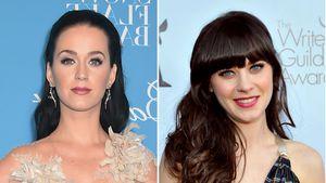 Bei Clubbesuch: Katy Perry gab sich als Zooey Deschanel aus!