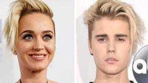 Katy Perry und Justin Bieber