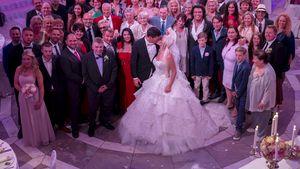 Für Dani ein Hochzeits-No-Go: Dabei hatte sie es selbst!