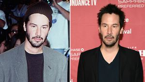 Keanu Reeves 1997 vs. 2015