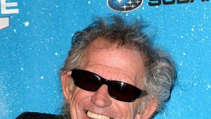 Keith Richards fackelte fast Playboy-Mansion ab!