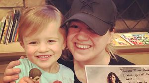 Kelly Clarkson: Wonder Woman überraschte Tochter River Rose!