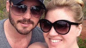 Kelly Clarkson hat ihren Brandon geheiratet