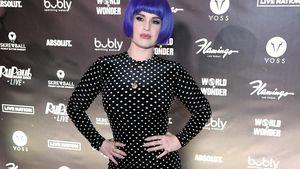 Hula-Hoop! So sportelte Kelly Osbourne ihre Taille schmaler