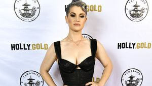 Zum Geburtstag: Kelly Osbourne setzt Traumfigur in Szene