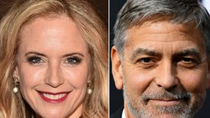 Vor John Travolta: Kelly Preston (57†) datete George Clooney