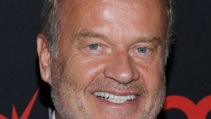 Kelsey Grammer auf der Comic Con in New York