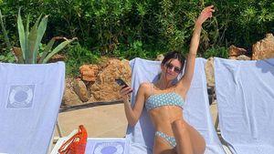 """Mit Bikini-Pic: Kendall Jenner genießt ihr """"Single-Leben"""""""